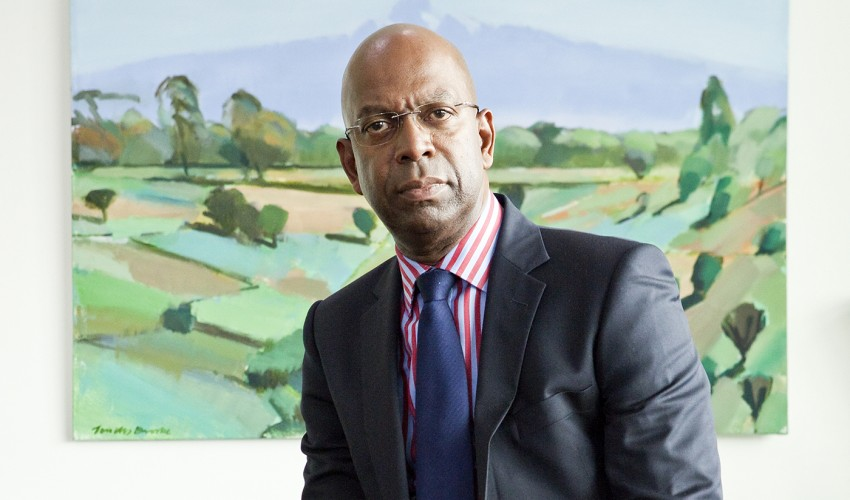 Bob Collymore Cancer