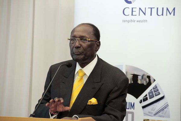 Chris Kirubi Business Advice