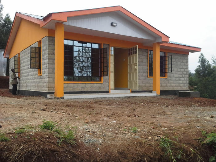 Must read 8 steps to building a house in kenya for Steps on building a house