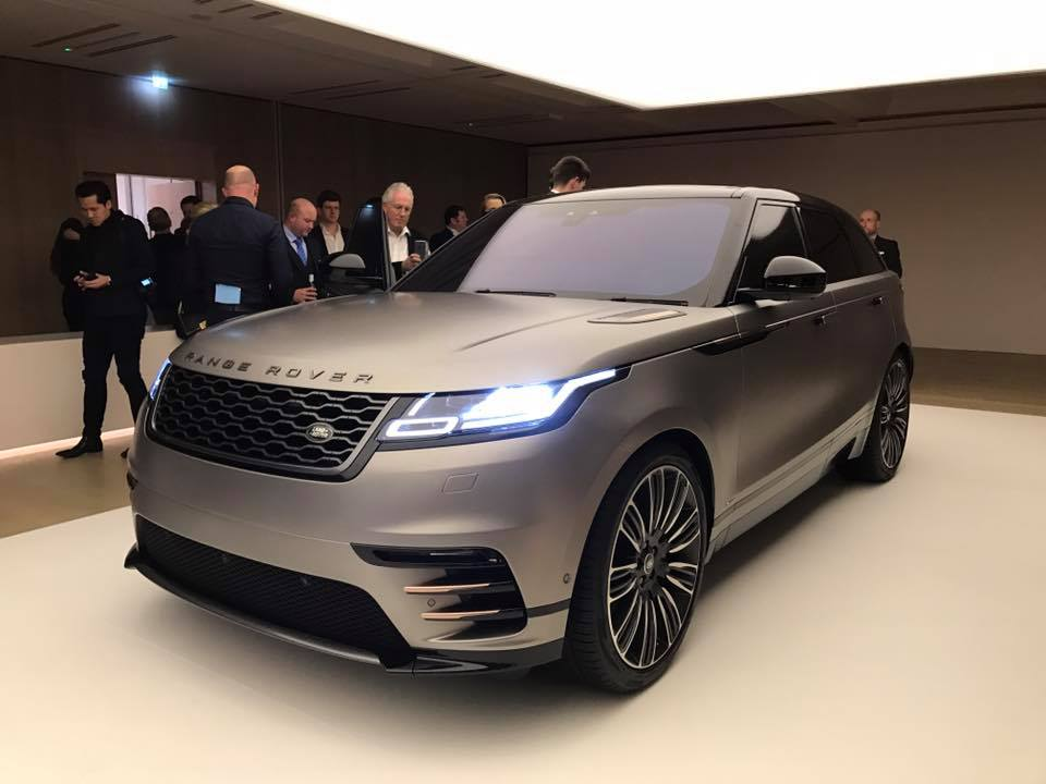 2018 range rover velar unleashed. Black Bedroom Furniture Sets. Home Design Ideas