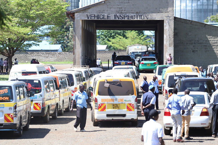 NTSA Inspection Booking, Requirements and Procedure