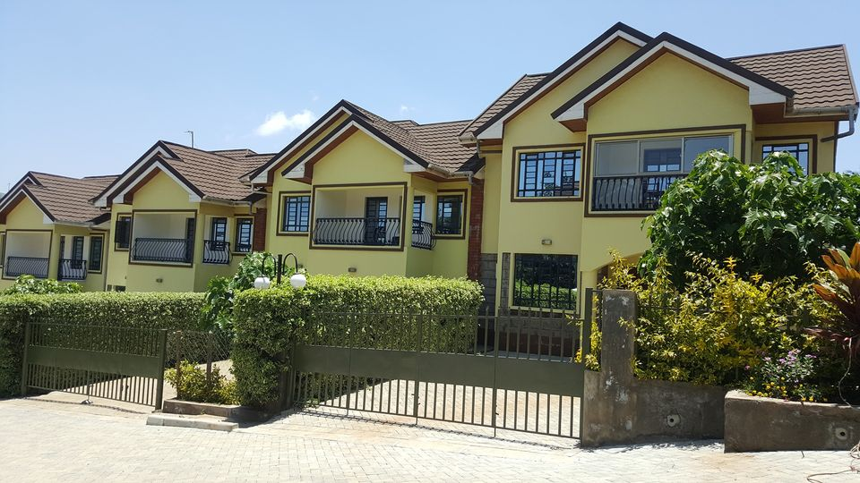 Building Rental Houses in Kenya