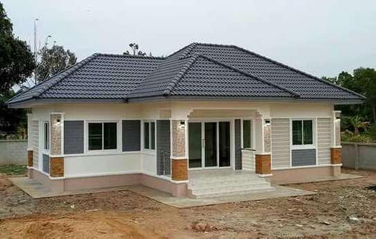 Building Three Bedroom House
