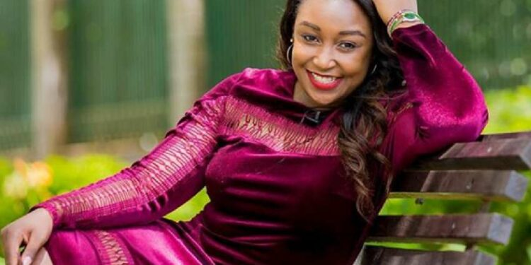 Betty Kyallo KTN